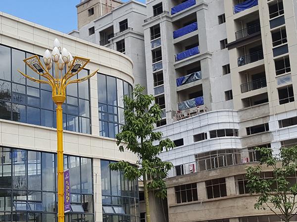 贵州罗甸明珠中央广场商业楼