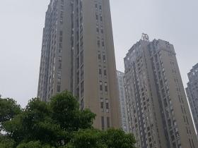 长沙梅溪湖金茂悦三期(真石漆)